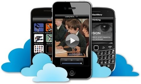 AppShed - Build HTML5, iPhone and Android apps online for schools, education and business | Using iPads in Primary Schools | Scoop.it