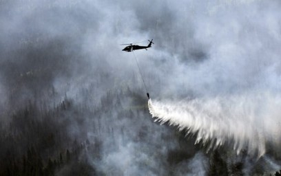 #Alaska #wildfires have burned over a million acres — and fire season still has a long way to go #climate | Messenger for mother Earth | Scoop.it