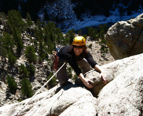 Are You Still a Climber if You Don't Lead? | Adventure Travel destinations | Scoop.it