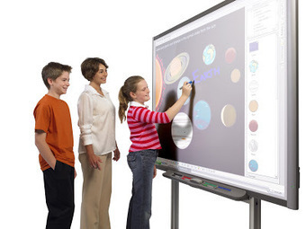 Cómo construir una Pizarra Digital Interactiva de forma casera y económica | Educacion, ecologia y TIC | Scoop.it
