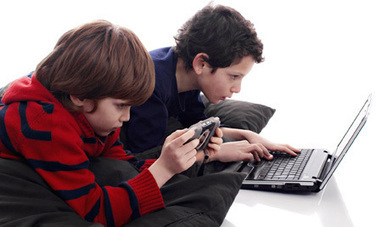 Children and Technology – Should you be Concerned   The Impact of Technology on the Developing Child   Scoop.it