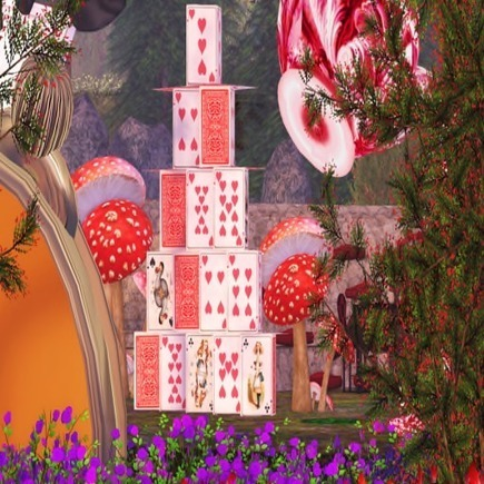 "Seanchai Library's Presentation Begins at the Beginning on LEA 9 - Second Life  ""Alice's Adventures in Wonderland"" Big Read - Saturday, May 21st beginning at 1pm 