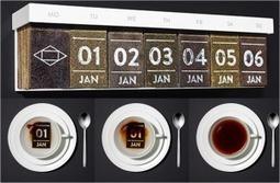 Le Tea Calendar, une invention gourmande de Hälssen & Lyon : Veille du Brand Content   Veille stratégie de contenu web & brand content   Scoop.it