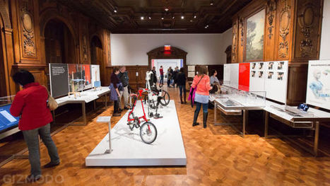 I Saw the Future at New York's Uncanny Smithsonian Museum   Clic France   Scoop.it