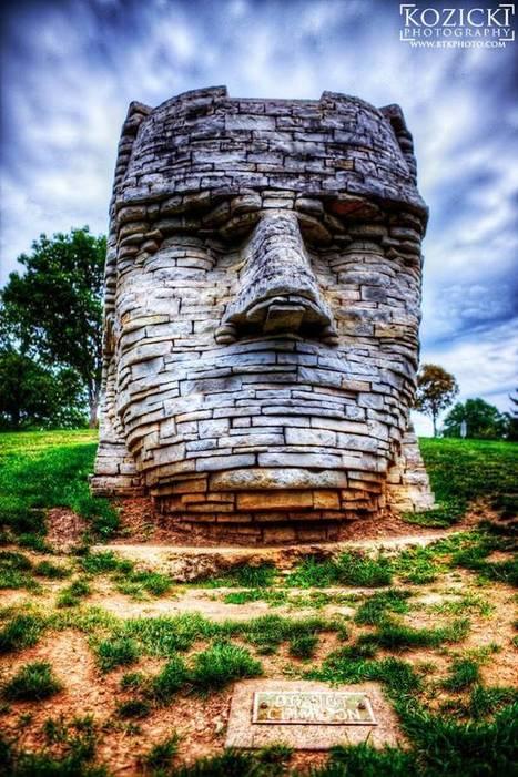 Chief Leatherlips Monument, Dublin, Ohio | Ancient city | Scoop.it