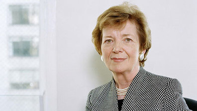 Mary Robinson: Climate change is a 'very serious issue of human rights' | Climate Smart Agriculture | Scoop.it