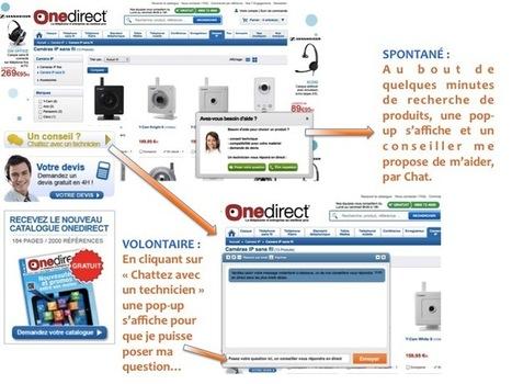 Onedirect offre une expérience client B2B de qualité, grâce au Click-to-Call et Click-to-Chat | Client au coeur : stratégie client et marketing collaboratif | 3rd generation of marketing tools | Scoop.it