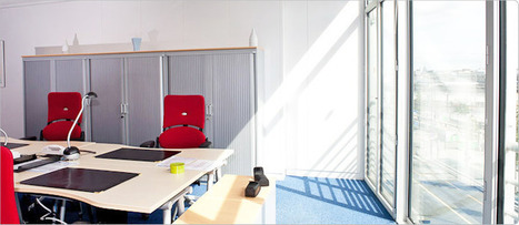 Regus : Coworking en France | Immobilier entreprise | Scoop.it