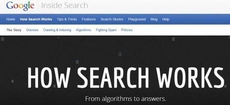 Aprendiendo cómo funciona la búsqueda online con How Search Works | El secreto del trafico web | Scoop.it
