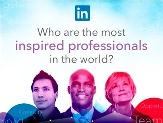 #LinkedIn Inspiration Index: These are the most inspired professionals in the world | Social Media Surfer | Scoop.it