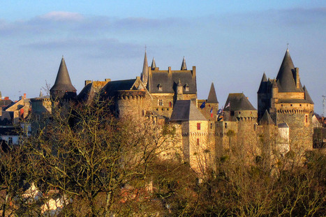 From the middle-ages of Europe, Castles in Brittany | Medieval History | Scoop.it