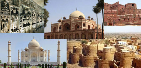 Exploring The World Heritage Sites in India   Odyssey Tours and Travels   Scoop.it