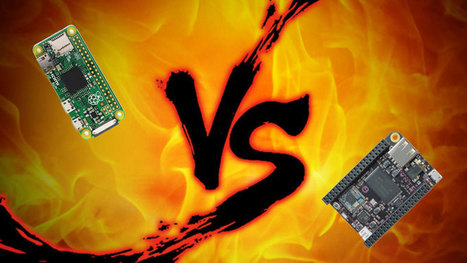Affordable Electronics Board Showdown: Raspberry Pi Zero vs. C.H.I.P. | Raspberry Pi | Scoop.it