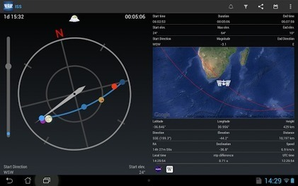 ISS Detector Pro v2.00.44 free download | space exploring | Scoop.it