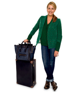 Patricia Urquiola's Packing Checklist - Carry On | Travel + Leisure | Traveling light | Scoop.it