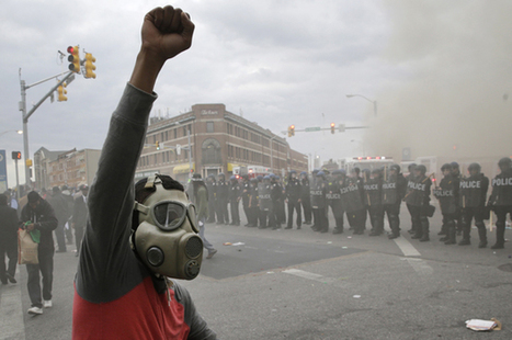 Police morale can wait: How the Baltimore riots should reshape Attorney General Loretta Lynch's agenda | Upsetment | Scoop.it