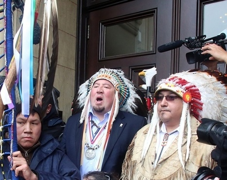 Harper promises future meetings with First Nations leadership | First Nations of Ontario | Scoop.it