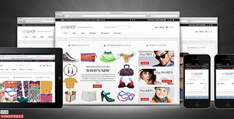 456Shop eCommerce Wordpress Theme | Latest Wordpress Themes | Scoop.it