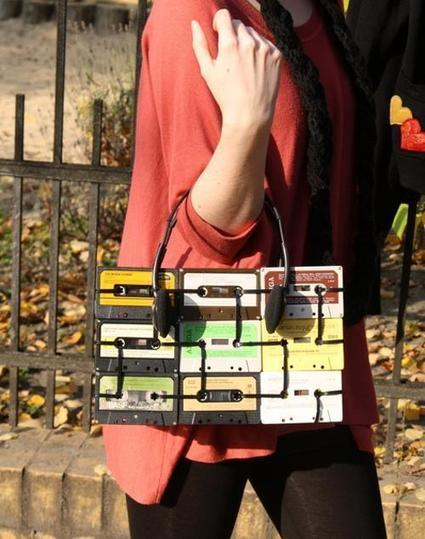Tapebag | Let's Upcycle! | Scoop.it