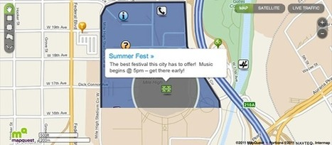 MapQuest Tools | Instruction & Technology | Scoop.it
