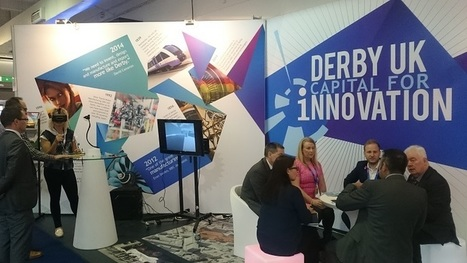 Derby heads to MIPIM UK - East Midlands Business Link | MIPIM UK Press Mentions | Scoop.it