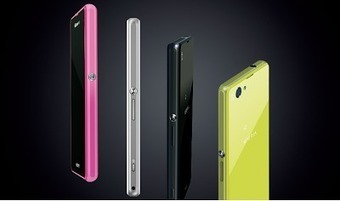 Sony Xperia Z1f officially launched | Mobile Technology | Scoop.it