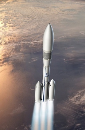 ESA Weighs Ariane 6 Options as Major Satellite Operator Seeks Industry Overhaul, Price Cuts | Space matters | Scoop.it