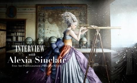 Interview With Australian Fine Art Photographer and Digital Artist Alexia Sinclair | Fstoppers | ART  | Conceptual Photography & Fine Art | Scoop.it