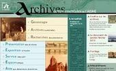 Brève : Du nouveau sur le site des Archives de l'Aisne | Généalogie et histoire, Picardie, Nord-Pas de Calais, Cantal | Scoop.it