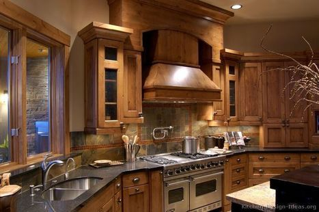Rustic Kitchen Designs - Pictures and Inspiration | All Things Kitchen and Bath | Scoop.it