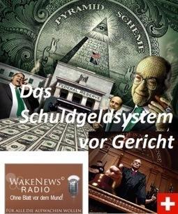 Das Schuldgeldsystem vorGericht | Occupy Basel | Scoop.it