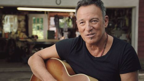 Bruce Springsteen on Reviving 'The River,' New Solo LP - Rolling Stone | Bruce Springsteen | Scoop.it