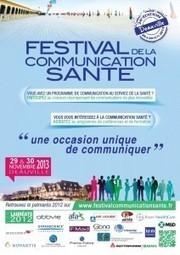 Festival de la Communication Santé : 29/30 novembre | Alice | Scoop.it