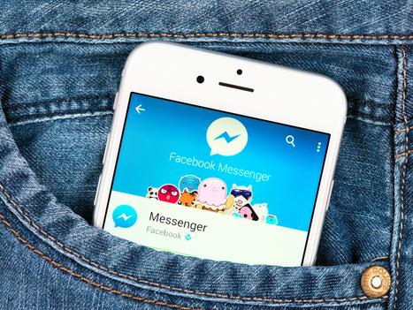 Facebook Messenger... sans Facebook : la machine est lancée - ITespresso.fr | Communication et réseaux | Scoop.it