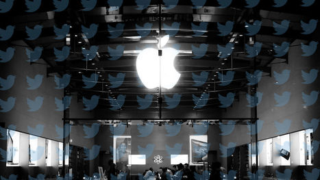 Apple Is Warming Up To Social Media   Swing your communication   Scoop.it