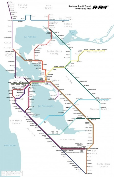 13 Fake Public Transit Systems We Wish Existed - Wired Science | Cities of the World | Scoop.it