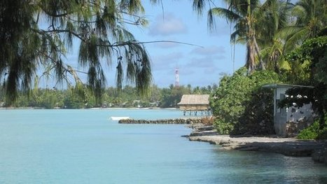 Kiribati island: Sinking into the sea? | All about water, the oceans, environmental issues | Scoop.it