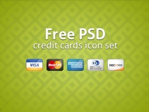 Credit Cards Icons | PSD Freebies | Designer's Resources | Scoop.it
