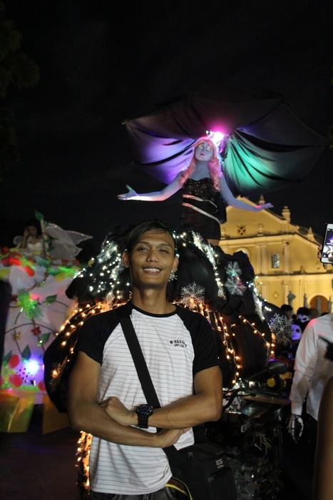 [Vigan] ▬ Blog Coverage: 133 Photos from Raniag Electric FLoat Parade 2015 + Insights | #TownExplorer | Exploring Philippine Towns | Scoop.it