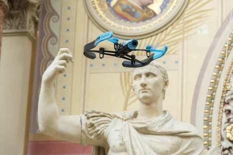 Le spécialiste des drones Parrot veut lever jusqu'à 300 millions d'euros #IoT #IdO | Connected Things | Scoop.it