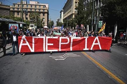 En pleine grève générale, la Grèce revient sur les marchés | Gestion de Patrimoine | Scoop.it