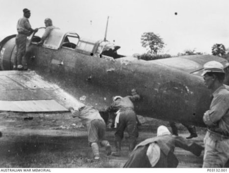 You Can Finally See One Of WWII's Most Infamous And Rare Japanese Bombers In Hawaii   World at War   Scoop.it