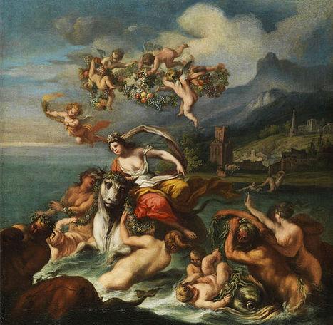 El rapto de Europa II – Revista digital de Humanidades Sarasuati 2.1 | Mitología clásica | Scoop.it