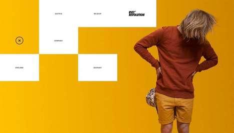 Flat design sites that work | Webdesigner Depot | timms brand design | Scoop.it