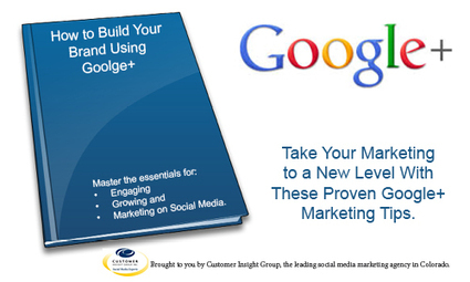 Google+ Social Media Marketing Tips | Social Media Marketing | Scoop.it