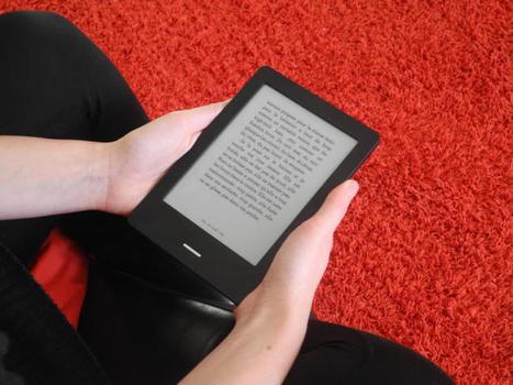 Les livres numériques débarquent à Cergy ! | Chroniques digitales | Scoop.it