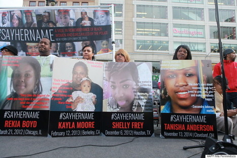 #SayHerName: Black Women And Girls Matter, Too | SocialAction2015 | Scoop.it