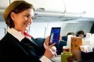 Delta flight attendants to use phablet for in-flight customer service, manuals | Innovation watch | Scoop.it