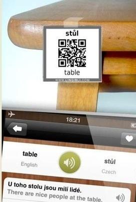 Una aplicación para aprender idiomas por medio de códigos y etiquetas | Lenguaje(s) y su aprendizaje | Scoop.it