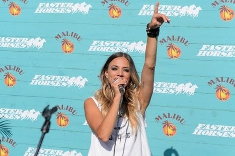Jana Kramer Sustains Injury During 'DWTS' Performance | Country Music Today | Scoop.it
